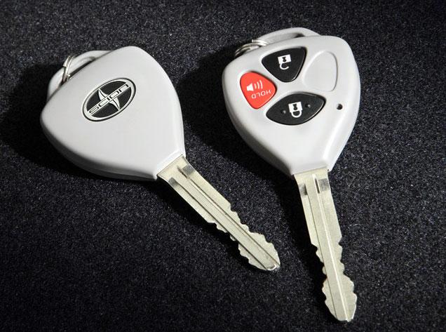 Scion Keys